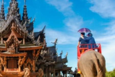 Thaiföld Phuketen túl - Pattaya
