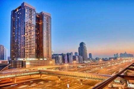 Akció! Mercure Hotel Dubai Barsha Heights
