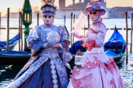 Olasz mulatság – A velencei karnevál
