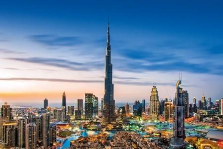 Akció! Fényűző Dubai könnyedén
