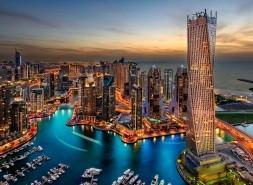 Dubai hajóutak