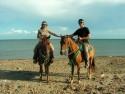 Nezapomenutelná vyjížďka na koních-poloostrov Macanao