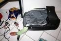 Michalka v kufru