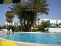 bazén v hotely Les Princes
