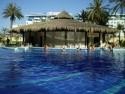 bazén a bar  v hoteli Marhaba club