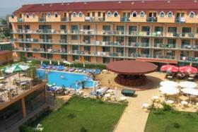 Napospart-Hotel Sunny Garden