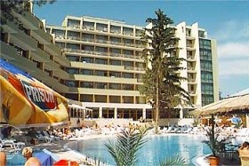 Aranyhomok-Hotel Edelweiss