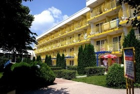 Albena-Hotel Orchidea