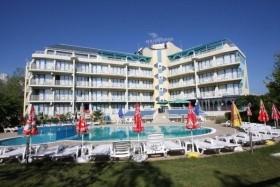 Napospart-Hotel Aquamarine