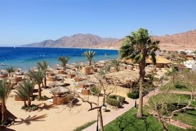 Swiss Inn Dahab - Sharm El Sheikh-I Üdülés