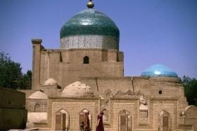 A selyemút nyomán Üzbegisztánban