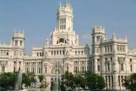 Városnézés Madridban