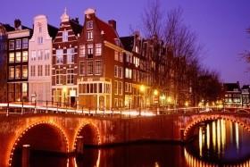 Városlátogatás Amszterdamban