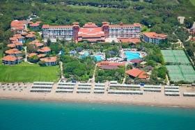 Belconti Resort - Törökországi Üdülés