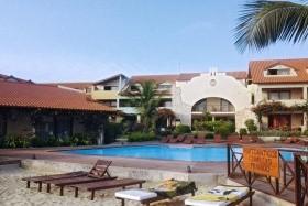 Hotel & Appartements Odjo D'agua