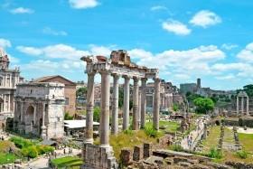 Városlátogatás Rómában