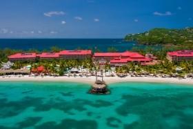 Sandals Grande St. Lucian Spa & Beach Resort St. Lucia