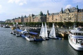 Stockholm és egy falatnyi Baltikum