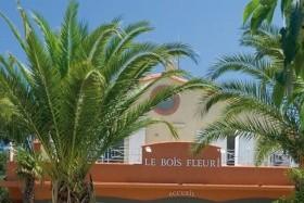 Le Bois Fleuri Üdülőfalu