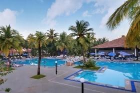 India - Goa / Dona Sylvia Beach Resort****