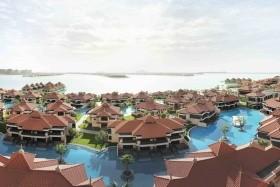 Hotel Anantara Dubai The Palm