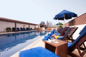 Citymax Hotel Bur Dubai (Wizzair Járattal)