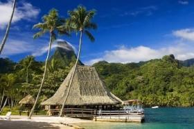 A Csendes-Óceán legszebb polinéz szigetein