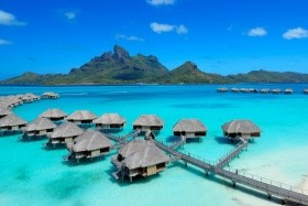 A Földi Paradicsom lagúnái