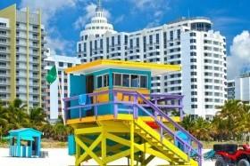 Miami Beach Üdülés