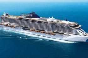 Nyugat-Mediterrán Hajóút (Egyéni Hajóút) <Br>Msc Meraviglia
