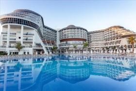 Sea Planet Resort & Spa - Törökországi Üdülés
