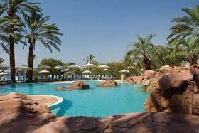 Hotel Isrotel Royal Beach Resort ***** Eilat