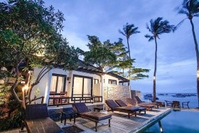 Hotel Punnpreeda Beach Resort **** Koh Samui (Bang Rak Beach)