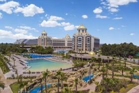 Delphin Be Grand Resort - Törökországi Üdülés
