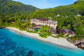 Seychelle-Szigetek / Double Tree By Hilton Seychelles Allamanda Resort & Spa****+ / Mahé