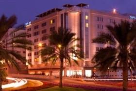 Hotel Park Inn By Radisson Muscat