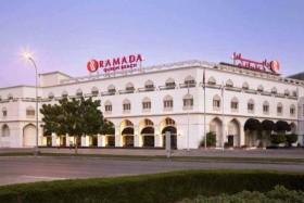 Hotel Ramada Qurum Beach