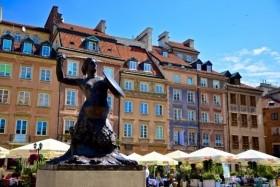 Varsó **** 3 Napos Egyéni Városnézés