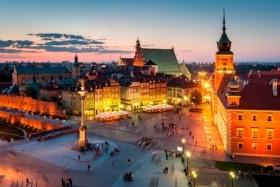 Varsó 4 Napos Egyéni Városnézés