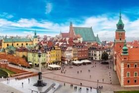Varsó ** 4 Napos Egyéni Városnézés