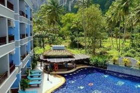 Bangkok **** 2/3 Éj És Hotel Aonang Silver Orchid Resort *** Krabi 7/9/12 Éj
