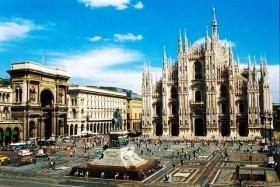 Városnézés Egyénileg Milánóban Hotel