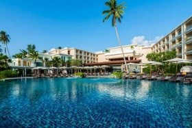 Hotel Crowne Plaza Panwa Beach