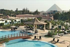 Cairo Pyramids (Ex. Mövenpick) - Kairói Hétvége