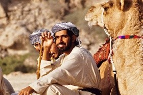 Séták Ománban