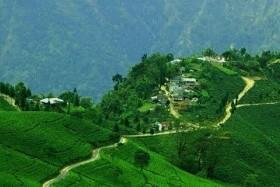 Kelet-India és Bengália legszebb vidékein