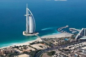 Dubai csillogó varázsa
