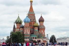 Moszkva És Szentpétervár