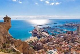 5 Napos Városlátogatás **** Alicante Egyénileg
