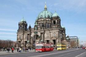 Városnézés Berlinben